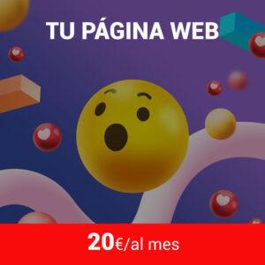 oferta web corporativa